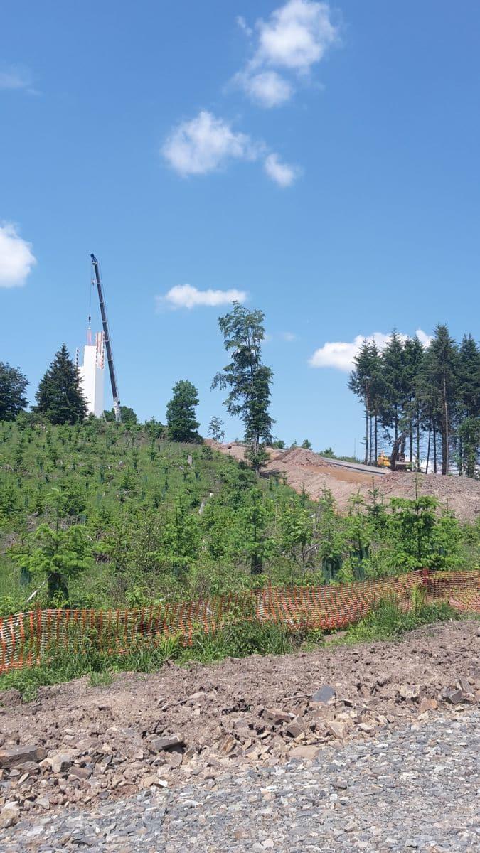 Windpark Schwarzenberg | 2016