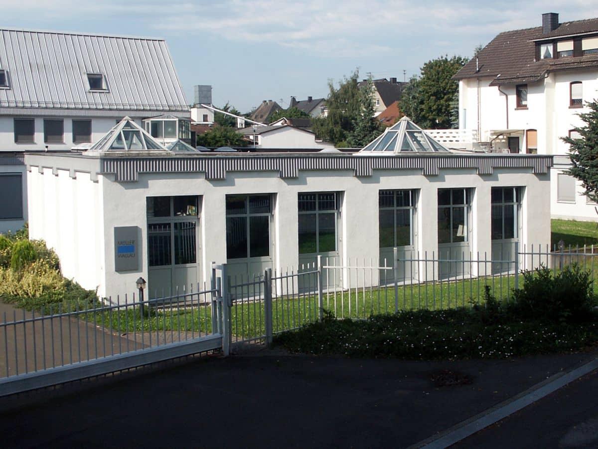 Müller Modell- u. Formenbau GmbH | 1997