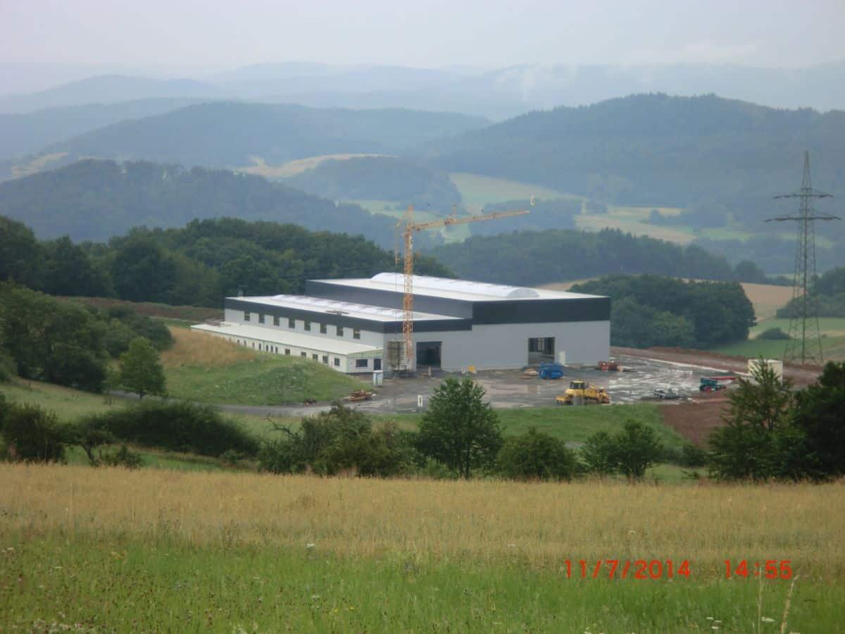 Metallverarbeitung Mangner GmbH   2015