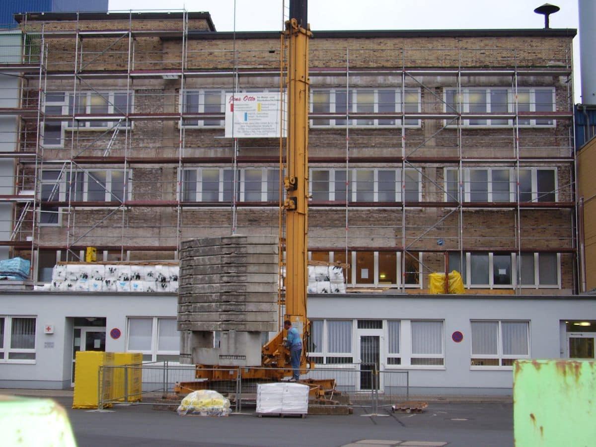 Buderus Guss GmbH | 2008