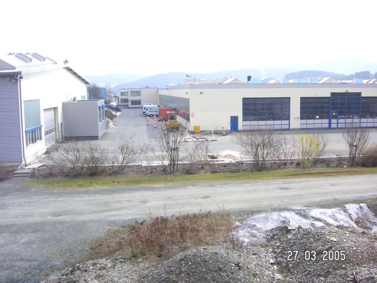 Weber Maschinenbau GmbH | 2004