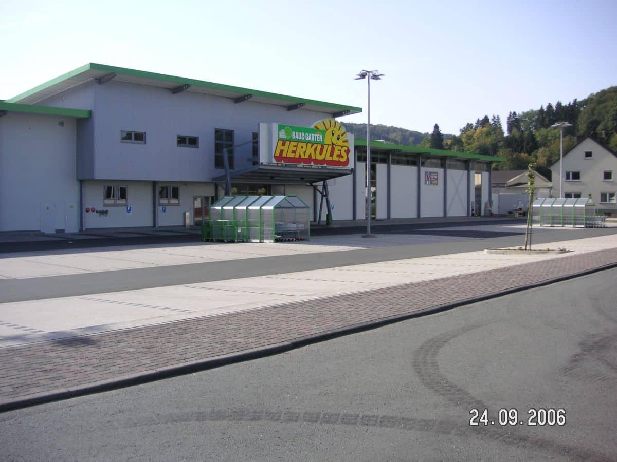 Herkules-Baumarkt | 2005