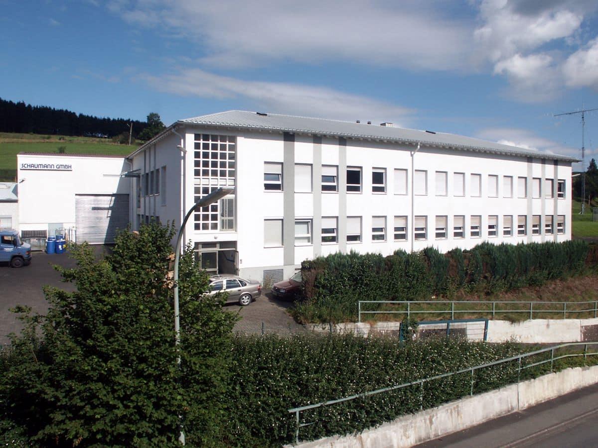 Schaumann GmbH | 1996