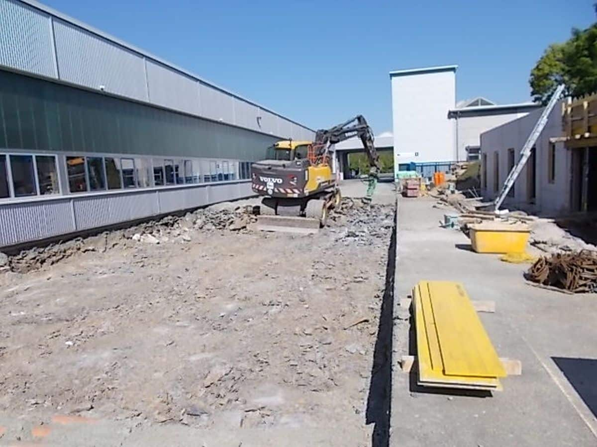 Weber Maschinenbau GmbH | 2018
