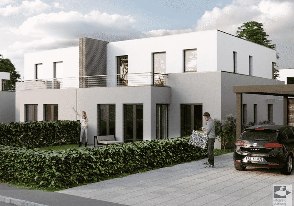 Doppelhäuser | 2018