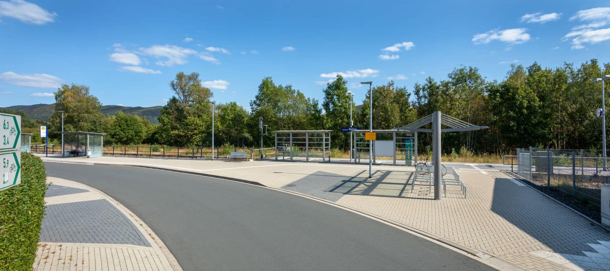 Park-Ride-Anlage | 2014