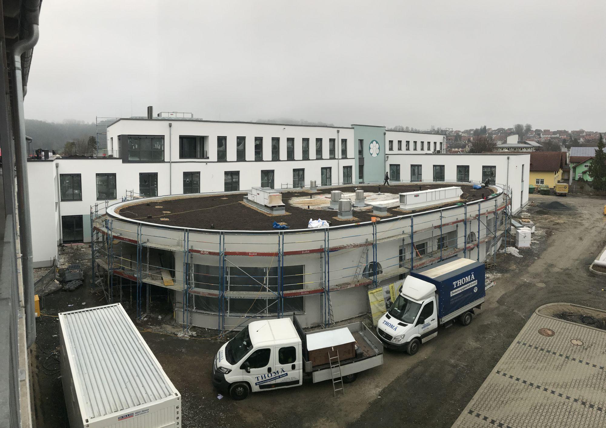 Neubau WABL 2.BA | 2019