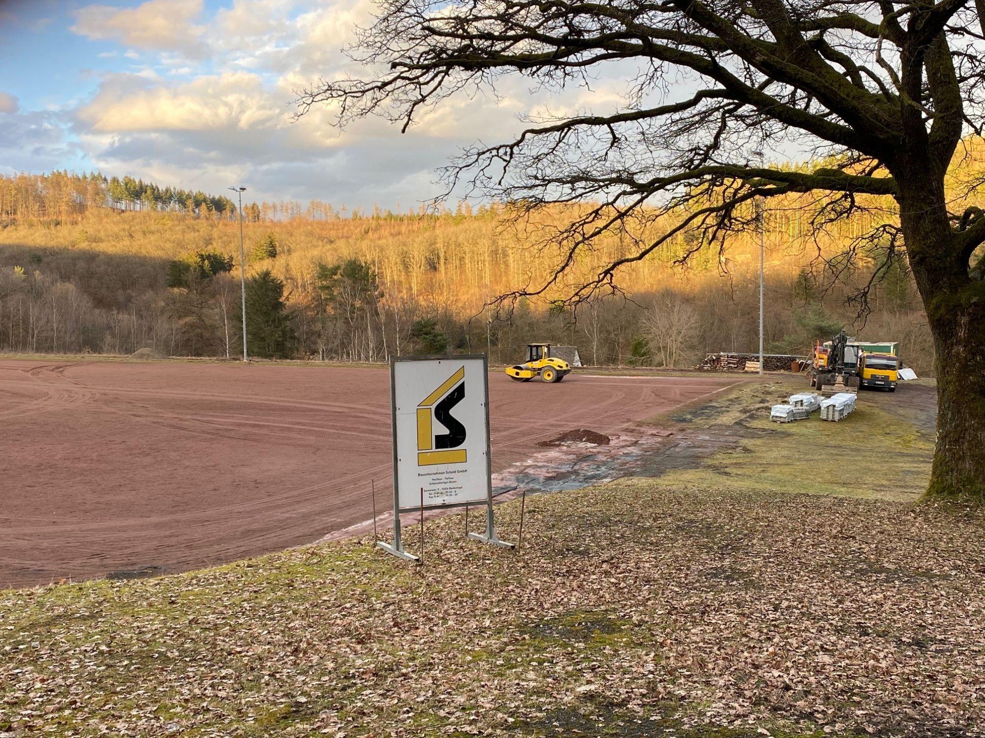 Sportplatz SSV 1920 Wissenbach | 2021